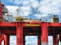 oil rig case study
