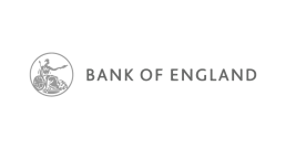 Bank of England logo - who we've worked with