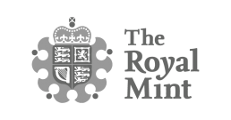 the royal mint logo - who we've worked with