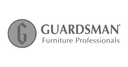 Guardsman logo - who we've worked with